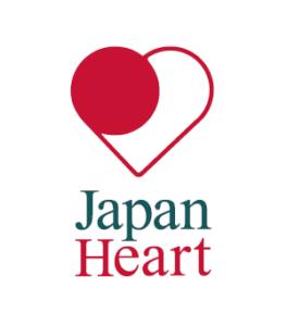 ジャパンハート 新ロゴ